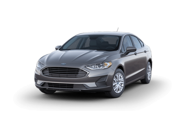 New 2019 Ford Fusion S Front-wheel Drive Sedan 3FA6P0G72KR114390 Gallup, NM